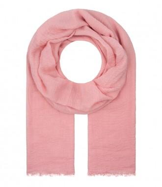Damen Halstuch - Crash Optik, rosa