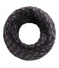 Loop - Zweifarbig, grau