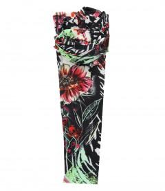 Leggings - Blumen multi