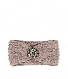 Damen Stirnband - Glitzer, rosa