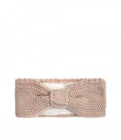 Damen Stirnband - Teddy, rosa